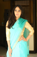 Radhika Mehrotra in Green Saree ~  Exclujsive Celebrities Galleries 017.JPG