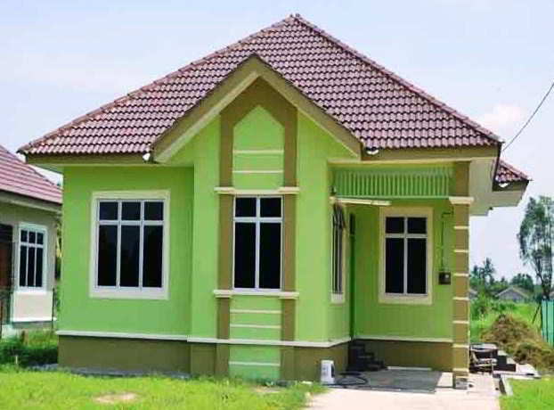 Sehingga semua bagian rumah dapat difungsikan secara optimal. Mulai dari ruang utama sudut rumah hingga kolong tempat tidur. Semua memiliki fungsi yang ... & Model Desain Rumah Minimalis Modern Sederhana Elegan 2018