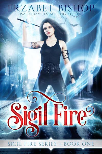 Sigil Fire cover