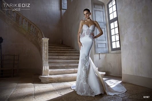 Tarik Ediz 2015 Brautkleider Kollektion