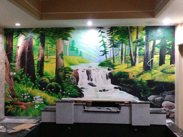 Lukisan Dinding untuk Kamar Tidur yang Keren