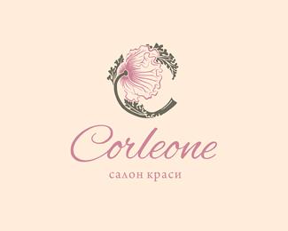 flower logo design ins...
