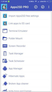 Apps2SD PRO: All in One Tool v15.3 Patched APK Is Here!