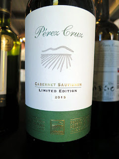 Perez Cruz Limited Edition Cabernet Sauvignon 2015 (89 pts)