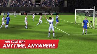 FIFA Mobile Football V1.1.0 MOD Apk Terbaru 2016