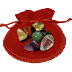 Chakra Stone Set with Pouch