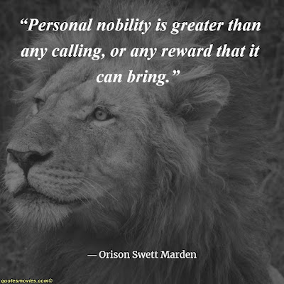 Inspirational quote by Orison Swett Marde