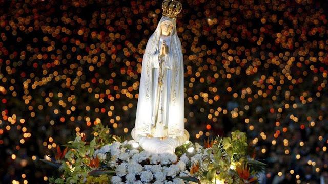 Virgen de Fátima llegó a Venezuela para sacar a Maduro por Milagro