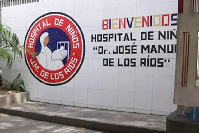 Fallece paciente renal de tres años en el J.M. de los Ríos #1May