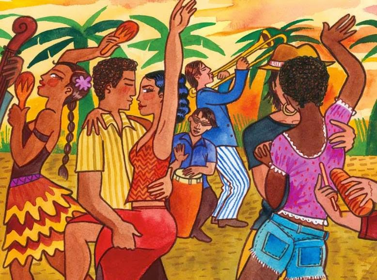ritmos caribenhos