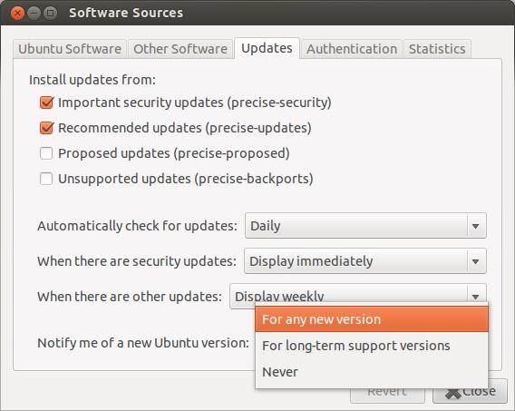 how to update ubuntu 12.04 to 14.04