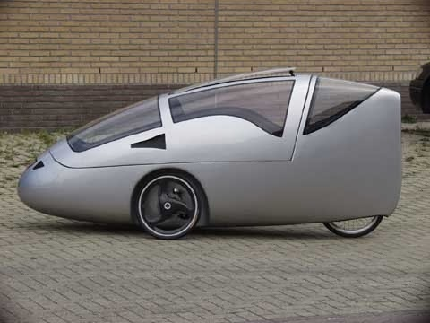 My Solar Electric Cargo Bike Multimodal Long Distance Travel