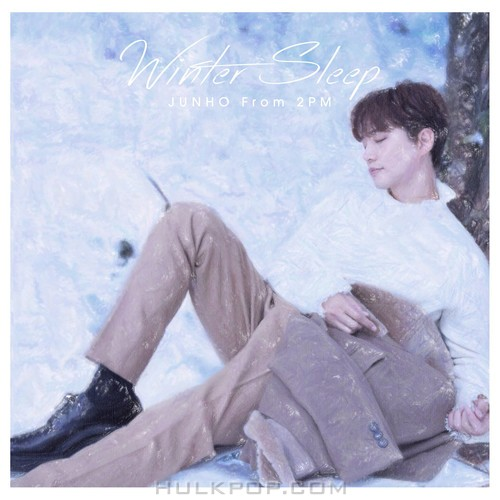 JUNHO (From 2PM) – Winter Sleep(通常盤) – EP