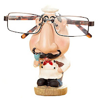 Funny Eye Glass Holder
