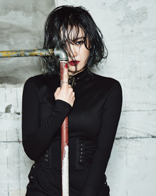 Yezi Fiestar GQ February 2016
