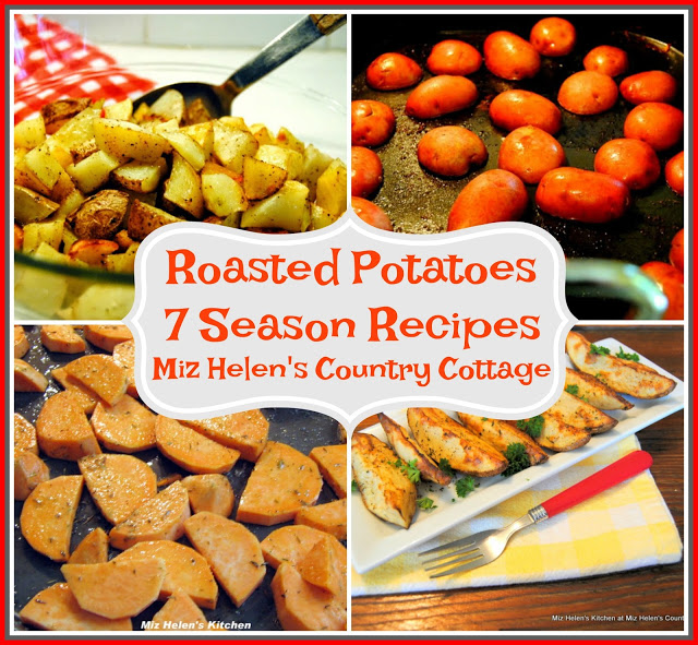 Roasted Potatoes With 7 Seasons
