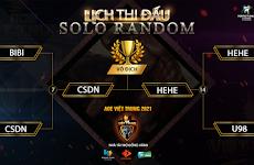 AoE Việt Trung 2021: Chung kết Solo random - Chim Sẻ Đi Nắng hẹn gặp HeHe!