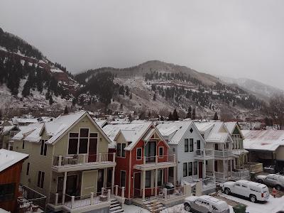 Telluride in Winter