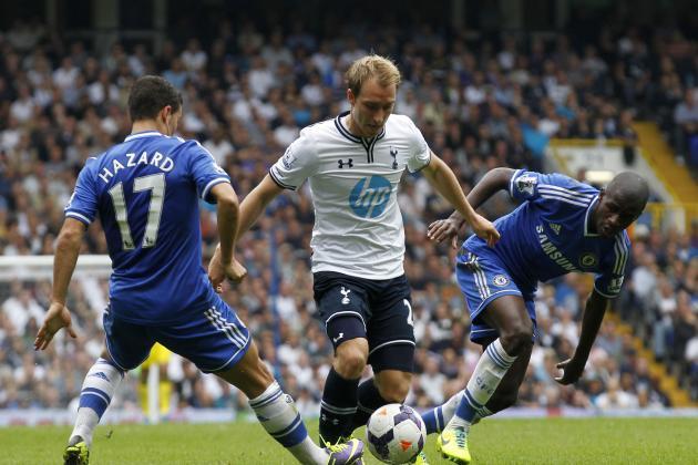 Hasil gambar untuk Prediksi Chelsea vs Tottenham Hotspur