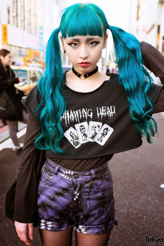 Teens Japanese Teen Style Hair 100