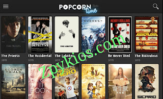 Popcorn Time for Android and Ios