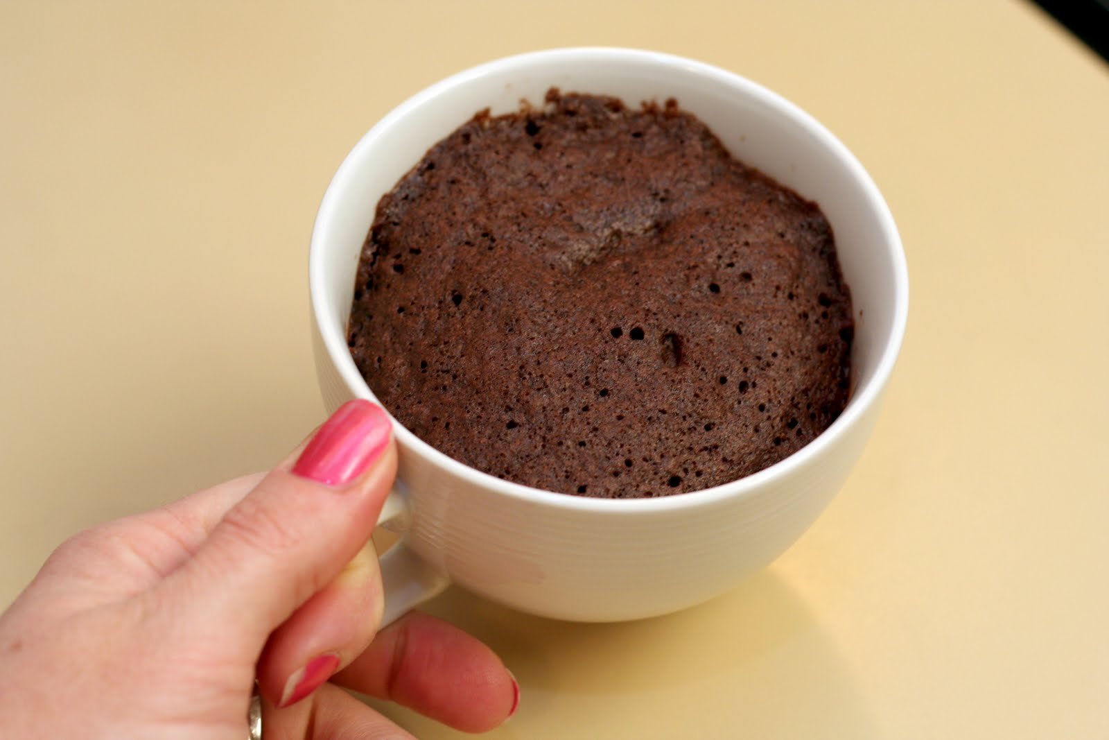 Chocolate Cake...in a cup! - Jessica Harris Cake Design