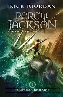 O Ladrão de Raios Percy Jackson