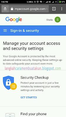 Cara Mengubah Kata Sandi Akun Google | Ganti Password Gmail