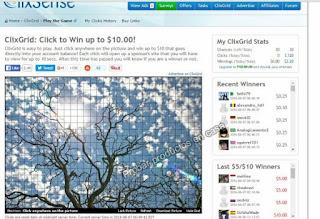 Clic diario en Clixsense