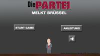 PARTEI Melkt Brüssel Titel
