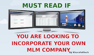 Open a Multi-Level Marketing Company in India
