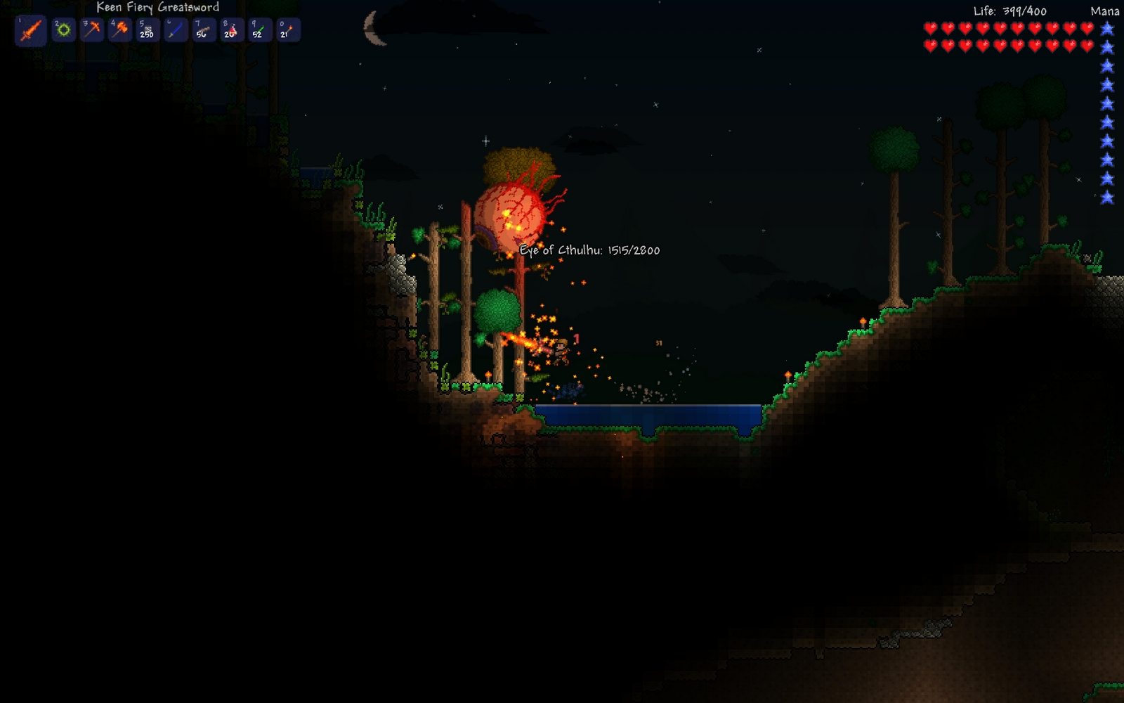 Months Behind Reviews: Terraria