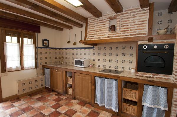 Construcciones y reformas carmelo hernandez fotos - Cocinas de obra rusticas ...