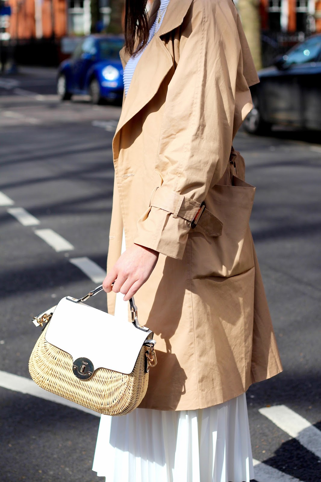 peexo blog spring style trench coat