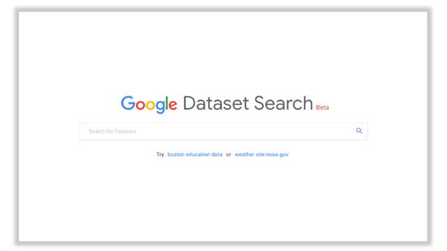 جوجل تطلق محرك بحث جديد لمساعدة العلماء والصحفيين