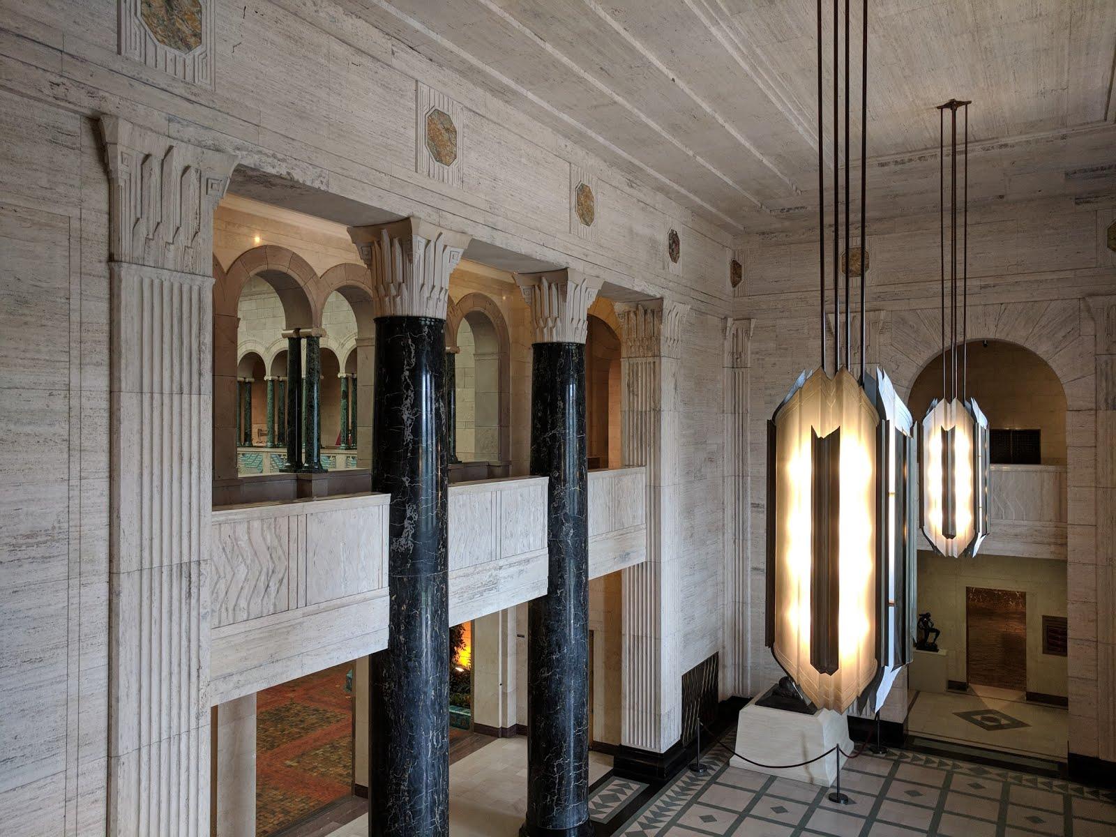 joslyn art museum omaha deco building marble 1930s
