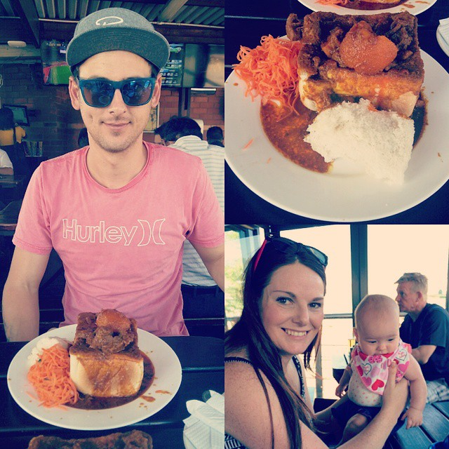 Hollywood Mutton Bunny Chow and Family Fun - Durban