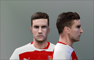 PES 6 Faces Rob Holding by Don_rxf