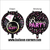 Balon Foil BACHELORETTE PARTY (2 in 1)
