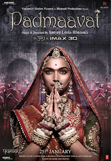 Padmaavat 2018 Hindi Movie hevc 200Mb BluRay