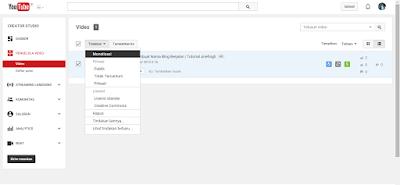 """Cara mendaftar Adsense melalui Youtube"""