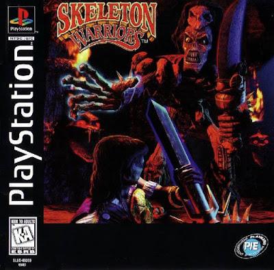descargar skeleton warriors psx por mega