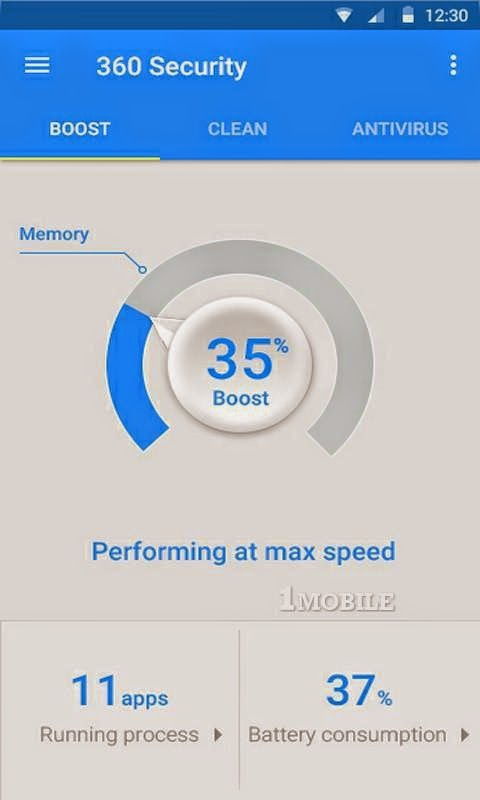 Free Apps Online: 360 Security Antivirus Boost Your Phone With
