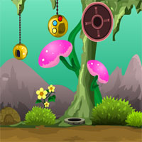 Play Games4Escape Cave Forest Escape