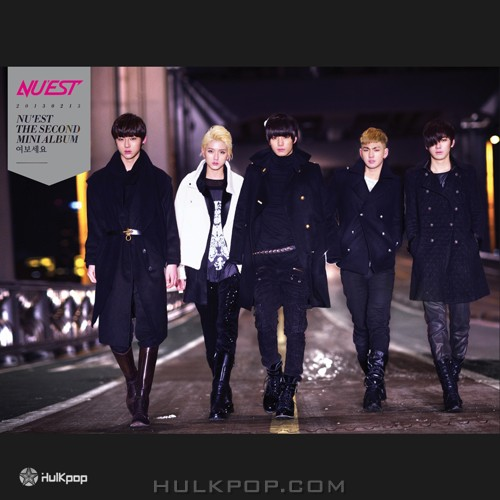NU'EST – The SECOND MINI ALBUM Hello – EP (ITUNES PLUS AAC M4A)
