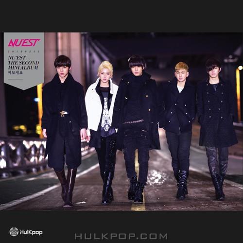 NU'EST – The SECOND MINI ALBUM Hello – EP