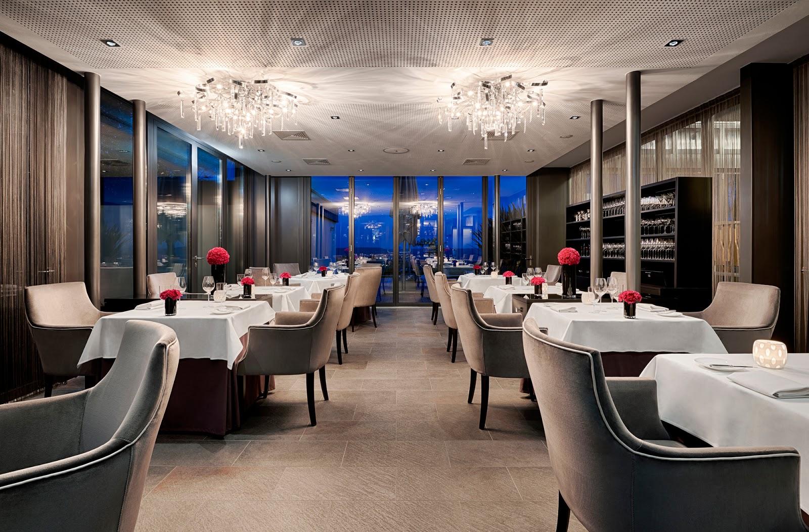 Restaurant Nils Henkel (JRE), Burg Schwarzenstein. Bildnachweis: Restaurant Nils Henkel | Arthurs Tochter kocht. von Astrid Paul