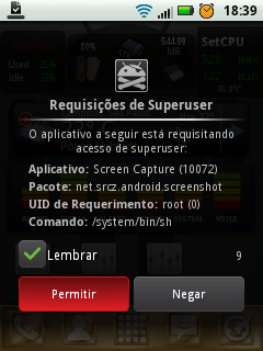 Screen Capture - Print Screen no Android - Eu Sou Android