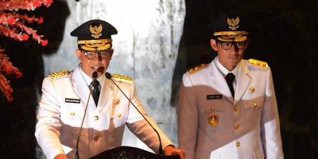 Ini Pidato Lengkap Anies Baswedan Sebagai Gubernur DKI Jakarta