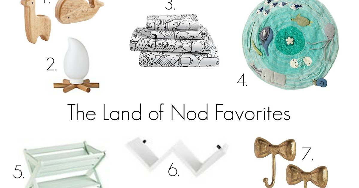A blessed nest best of the nest the land of nod for Land of nod recipe